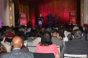 seminar leaders and guests